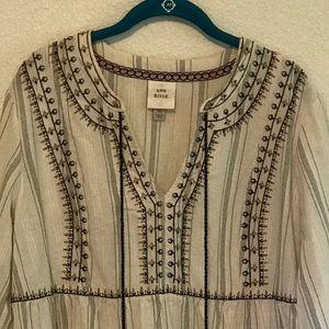 Knox Rose long sleeve dress